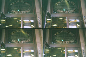 Elliott Bay Book Company by afraudandafake