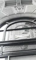 The Flag in the Window by afraudandafake