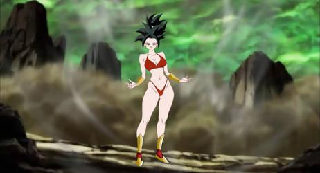 Kefura sexy bikini dragon ball super by viperzone