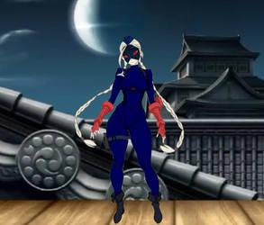 Decapre mask street fighter v by viperzone