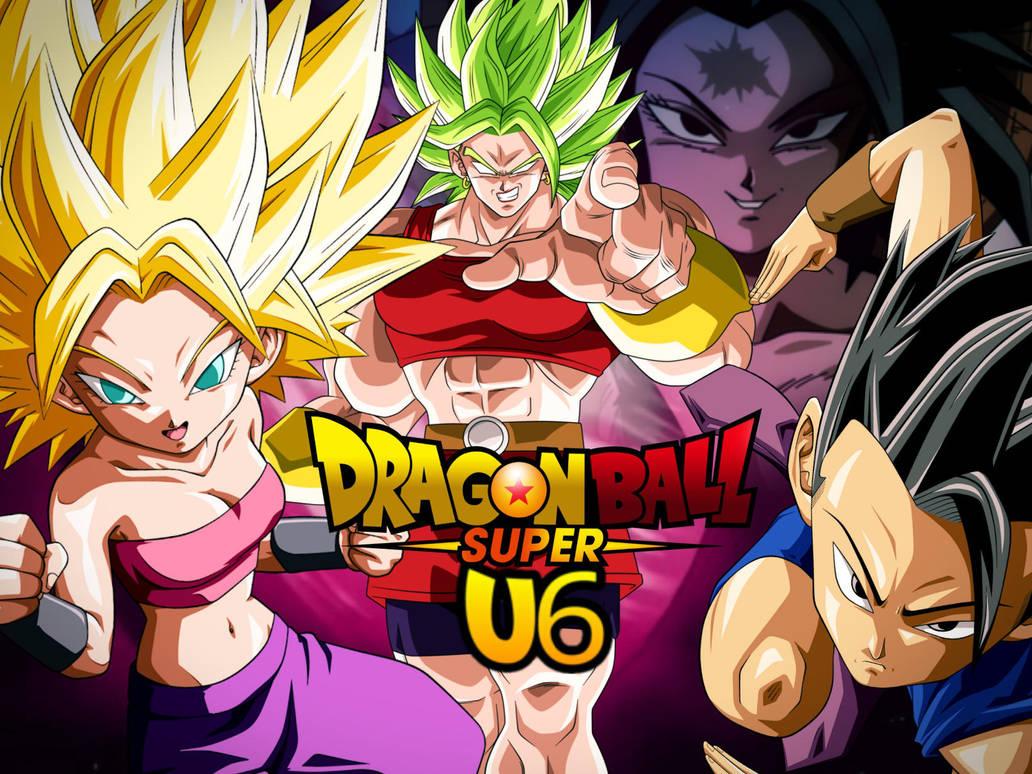 Dragon ball super u6 by viperzone