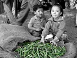 Little Peas by Tul-152