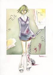 Keiko by Manshi