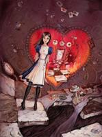 American Mcgee's Alice by SofiaGolovanova
