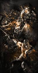 God Of War by SkyLinee