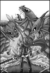 Hydra AQW by draconess02