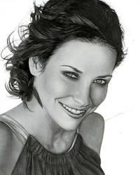 Evangeline Lilly  --  WIP 1 by ArwenEvenstar16