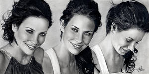 Evangeline Lilly by ArwenEvenstar16
