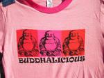 Buddhalicious  pink 4 girlz by lunacatd