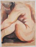 Nude II by lunacatd