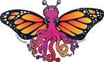 Flutteropus - The Tentacle Collection by lunacatd