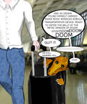 Hand Baggage by HyrAyl