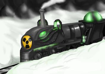 Transarctica: Nuclear Engine by HyrAyl
