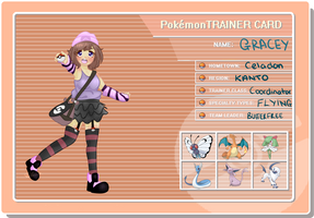 My Trainer Card by GraceysWorld