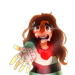 Take My Hand, Asriel - AT by GraceysWorld