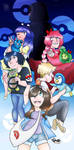 Let the Pokemon Journey Begin! by GraceysWorld