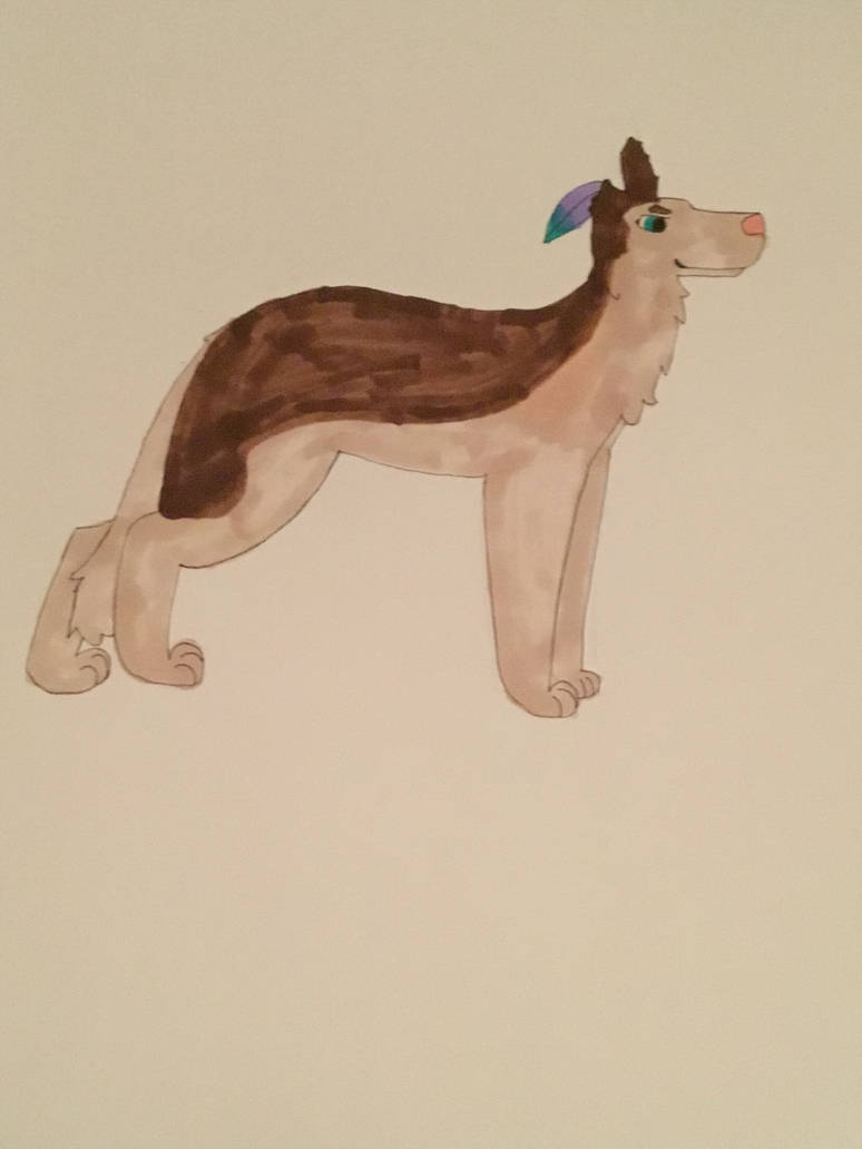 Bad quality but heres some art by KangarooJellyfish