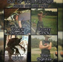 Out of your friends which are you? by CooperGamerTV