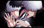 Accept me - Tokyo Ghoul Re coloring by MohameDZero3