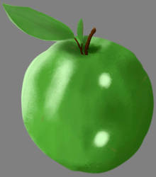 Another Apple by Cestarian
