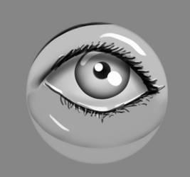 Eye Practice by Cestarian
