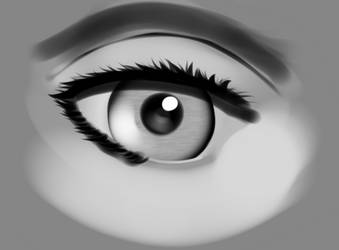 Another eye by Cestarian