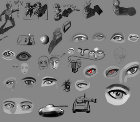 Practice Sheet by Cestarian