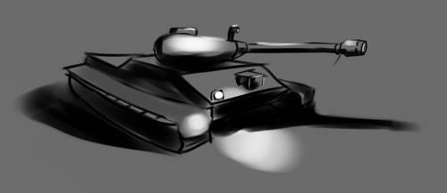 A tank by Cestarian
