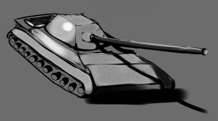 Another tank by Cestarian