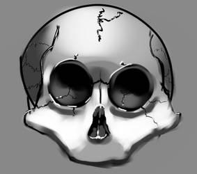 More Skulls by Cestarian