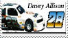 Davey Allison Stamp by nascarstones