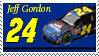 Jeff Gordon Stamp 'Pepsi' by nascarstones