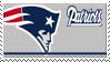 New England Patriots Stamp by nascarstones