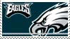 Philadelphia Eagles Stamp by nascarstones
