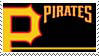 Pittsburgh Pirates Stamp by nascarstones
