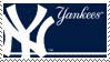 New York Yankees Stamp by nascarstones