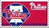 Philadelphia Phillies Stamp by nascarstones