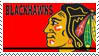 Chicago Blackhawks Stamp by nascarstones