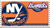 New York Islanders Stamp by nascarstones