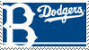 Brooklyn Dodgers Stamp by nascarstones
