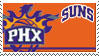 Phenoix Suns Stamp by nascarstones