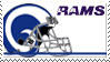 Los Angeles Rams by nascarstones