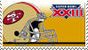 Super Bowl 23 'San Fran' by nascarstones