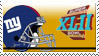 Super Bowl 42 'NY Giants' by nascarstones