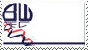 Bolton Wanderers F.C. Stamp by nascarstones