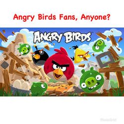 Angry Birds Fans, anyone? by RaphaelFernandez2001