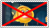Anti-Smiler Stamp by alexeigribanov