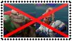 Anti BoogermanXEarthworm Jim Stamp by alexeigribanov