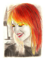 HayleyWilliams Misery Business by AJpr