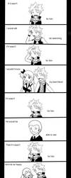 Nalu: If It Wasn't For Him by xmizuwaterx